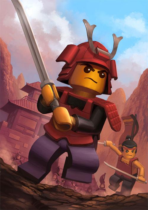 16-Lego-Samurai